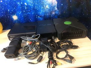 Xbox, Xbox 360, ps2 bundle for Sale in Plainview, NY