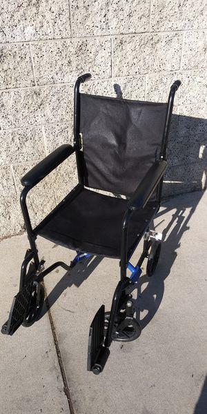Wheelchair. Light weight for Sale in Anaheim, CA