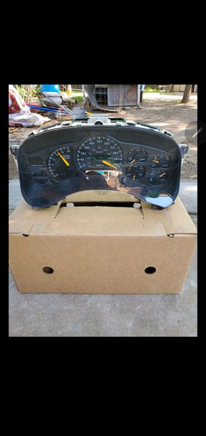 Speedometer for a 2003 Chevrolet pickup for Sale in Wichita Falls, TX