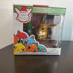 Eevee Holiday Funko Figure for Sale in Santa Maria, CA
