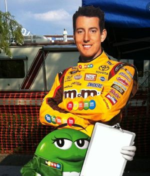 Kyle Busch Standup - 6' tall for Sale in Watauga, TX