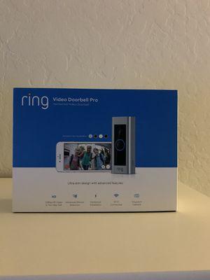 Ring Video Doorbell Pro for Sale in Sun City, AZ