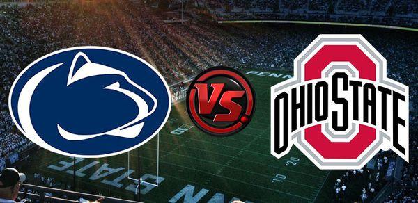 Ohio St. vs Penn St. Tickets (4)
