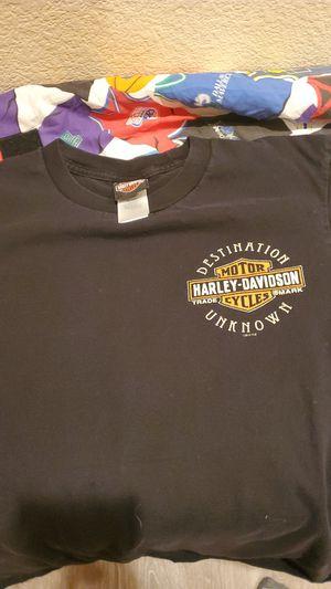 Vintage Harley Davidson Cleveland Ohio T-shirt (L) for Sale in Manteca, CA