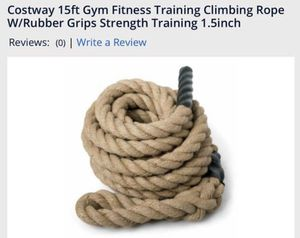 Gym Fitness Training Climbing Rope for Sale in Arcadia, CA