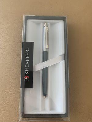 Sheaffer Ball point pen Chrome/ green 321-2 for Sale in Hallandale Beach, FL