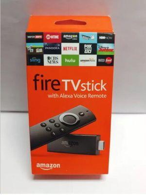 Amazon Fire TV Stick w/Alexa Remote (3rd Gen) for Sale in North Miami, FL