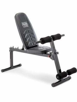 Weight bench / utility bench foldable and adjustable for Sale in Santa Ana, CA