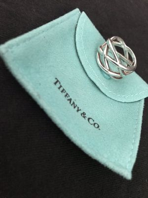 Authentic Basket Weave sterling Tiffany & Co for Sale in San Jose, CA
