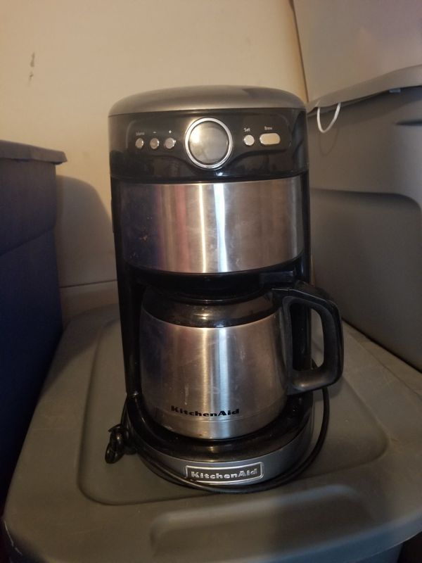 Kitchenaid Insulated Coffee Maker