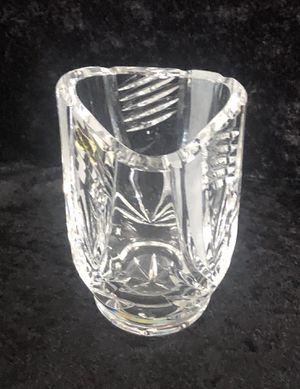 Vintage Samobor Crystal Vase for Sale in Westbrook, ME
