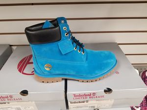 Timberland Boots (Blue Color) Brand New FRESH🔥🔥 for Sale in Plano, TX