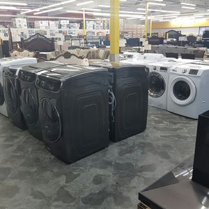 SAMSUNG Front Top load Duo Washer Dryer for Sale in Ontario, CA