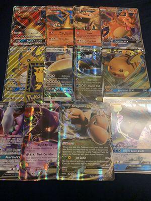 Jumbo Pokemon Cards for Sale in E RNCHO DMNGZ, CA