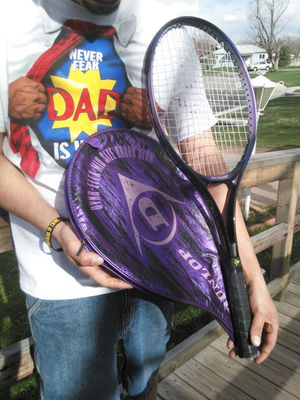 Dunlap tennis racket for Sale in Englewood, CO