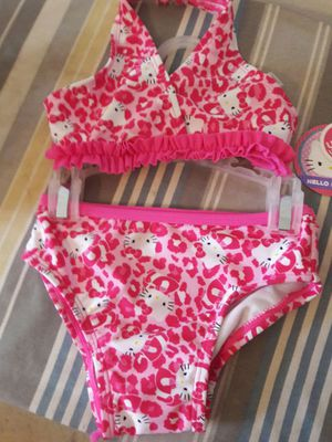 Hello kitty Gils bathing suit size 3T for Sale in DeLand, FL