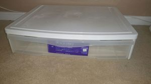 Large under bed storage container for Sale in Woodbridge, VA
