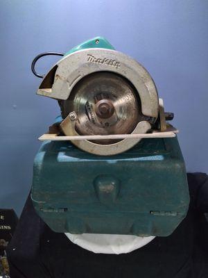 Makita circular saw for Sale in Beech Grove, IN