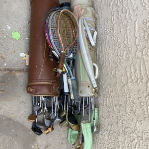 Golf Clubs & Tennis Rackets for Sale in Glendale, AZ