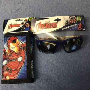 Brand New Kids Wallet And Sun Glasses for Sale in Downey, CA