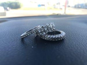3 sterling silver rings for Sale in Philadelphia, PA