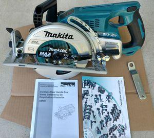 """36V Makita 7-1/4"""" Brushless Circular saw for Sale in Pasadena, MD"""