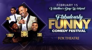Mike Epps Valentines Day Fox Theater. for Sale in Detroit, MI
