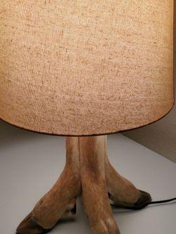 Deer Hoof Lamp for Sale in Columbus,  OH