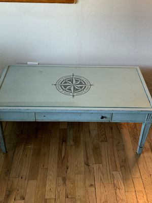 Very sturdy nautical coffee table for Sale in Tacoma, WA