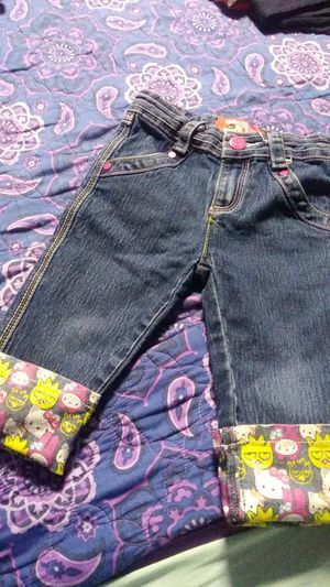 4T girls Hello Kitty Jeans for Sale in Miami Gardens, FL
