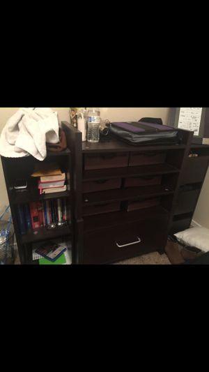 Clothing dresser/bookshelves for Sale in Visalia, CA