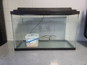 30gls Fish tank/Pecera for Sale in Haines City, FL