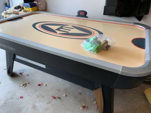 Fully Functional Air Hockey table/accessories for Sale in San Diego, CA