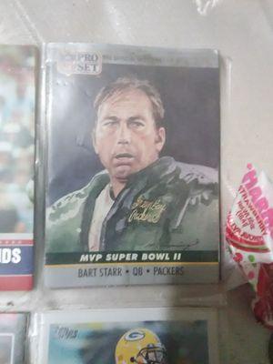 Bart starr QB packers for Sale in Joplin, MO