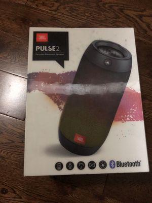 Jbl pulse 2 bluetooth speaker for Sale in Alexandria, VA