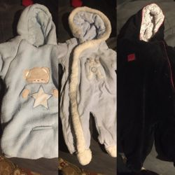 Bunting Suits / Prams / Snowsuits / Winter suits for Sale in Renton,  WA