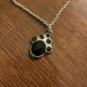 Necklace Paw Print Charm for Sale in Ontario, CA