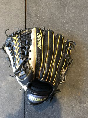 A2000 superskin ( baseball glove) by Wilson for Sale in Bothell, WA