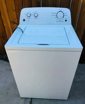 New Kenmore Washer Large Capacity Everything Works for Sale in Homeland, CA