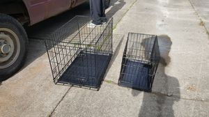Dog kennel large one is gone for Sale in Portland, OR