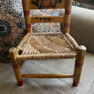 Vintage Child's Chair made in Mexico for Sale in Portland, OR