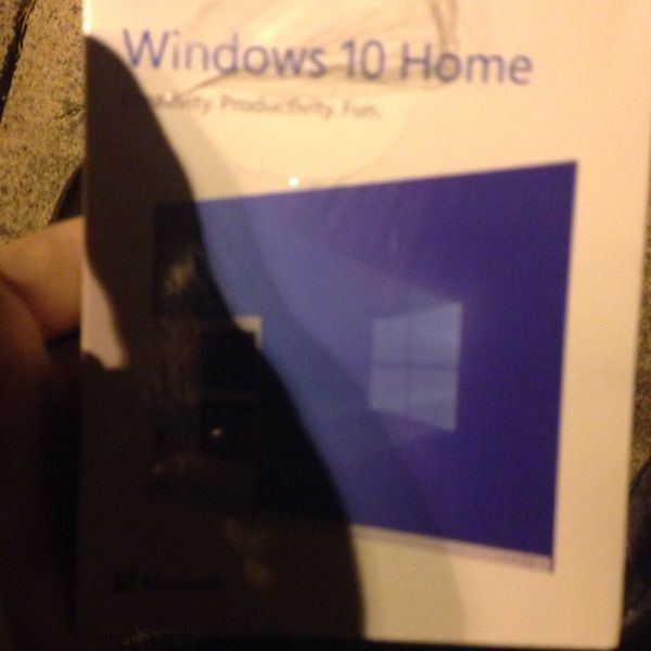 Windows 10 Home Sealed