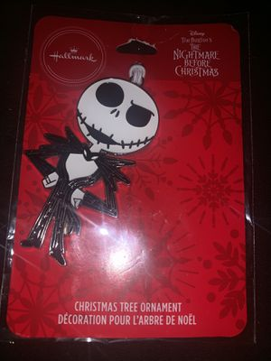 The nightmare before Christmas's ornament for Sale in Hollywood, FL