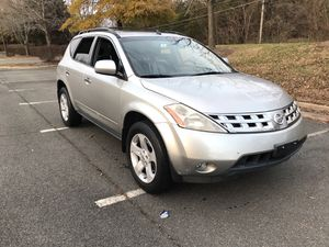 2005 Nissan Murano SL, AWD, nice and clean SUV. for Sale in Sterling, VA