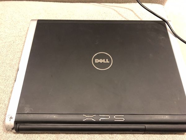 Dell XPS M1330 laptop 13.3 inches screen size
