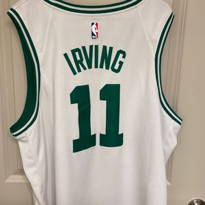 Kyrie Irving Boston Celtics Jersey for Sale in Plano, TX