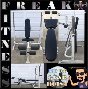 HOIST- Olympic Fold up Weight Bench for Sale in El Cajon, CA