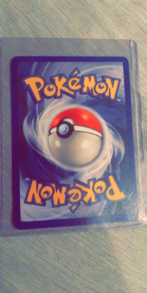 Four 1995 Pokemon Cards First editions