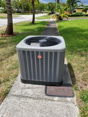 used Rheem ac condenser for Sale in Fort Lauderdale, FL
