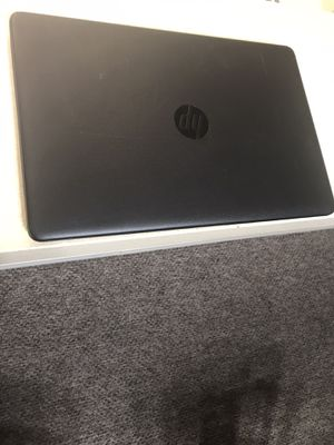 "HP Black Licorice 15.6"" 15-F387WM Laptop PC with AMD A8-7410 Processor, 4GB Memory, touch screen, 500GB Hard Drive and Windows 10 Home for Sale in Corona, CA"